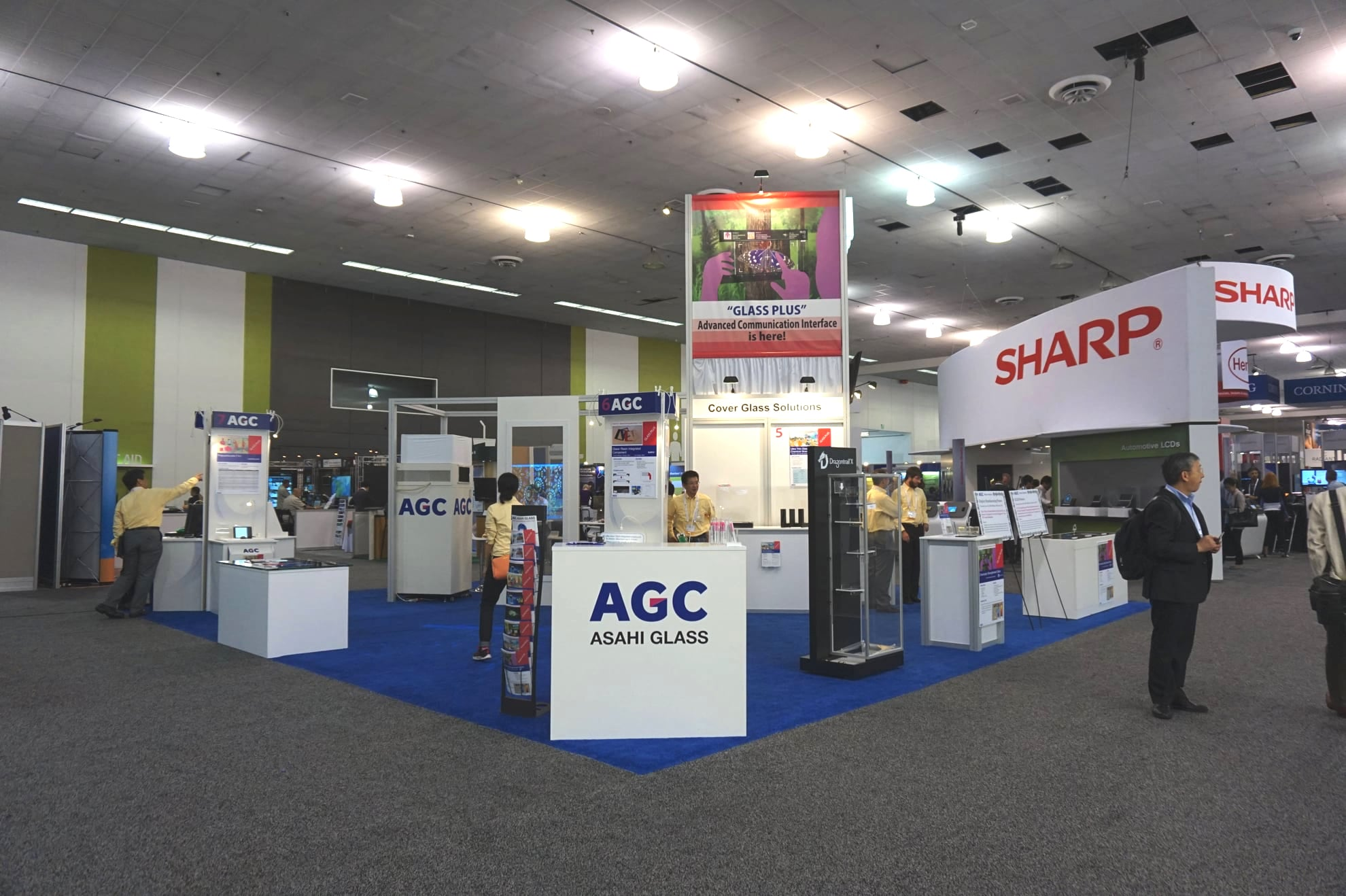 Exhibition Booth En Francais : Booth design and construction 一覧 page of act
