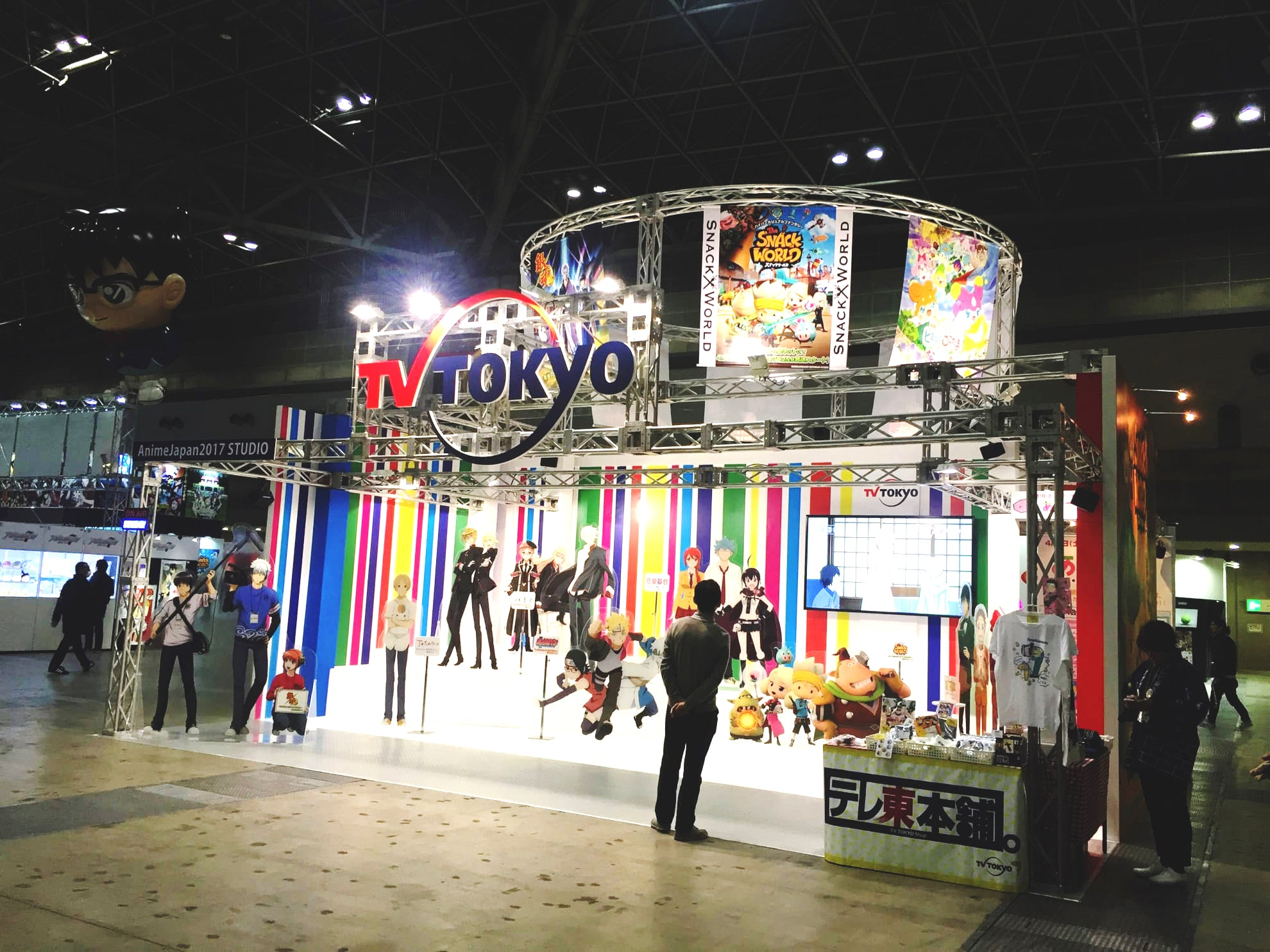 Exhibition Stand Builders In Japan : Booth design and construction 一覧 act international